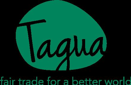 Tagua logo and tagline